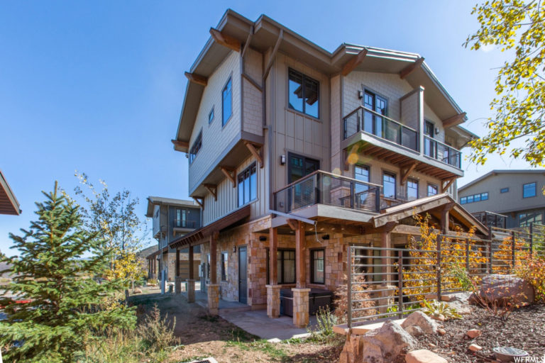 Luxury Park City Townhome For Sale