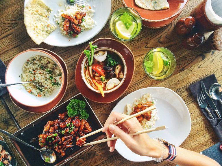 Pei Wei Restaurant Review
